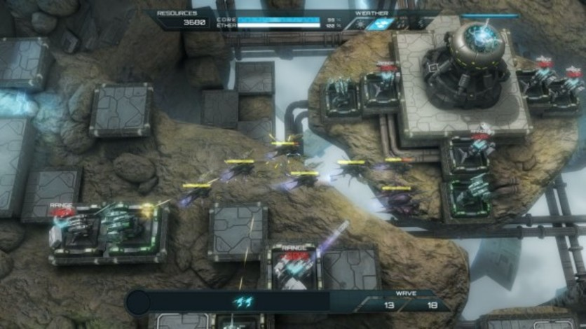 Screenshot 4 - Defense Technica