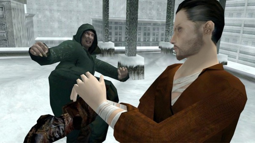 Screenshot 2 - Fahrenheit - Indigo Prophecy Remastered