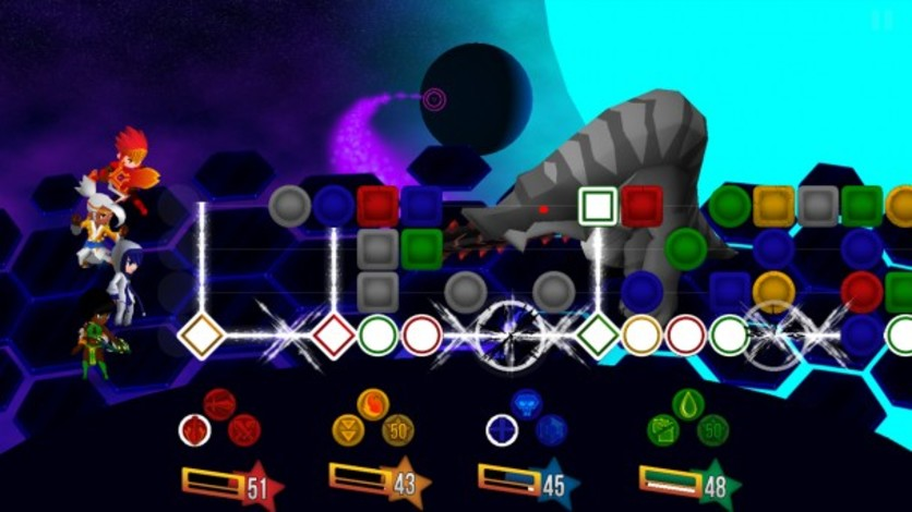 Screenshot 2 - Dungeon Hearts