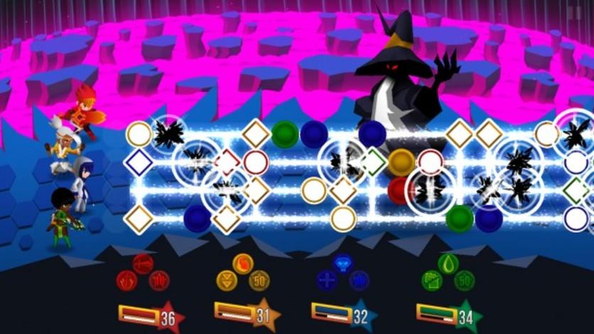 Screenshot 4 - Dungeon Hearts