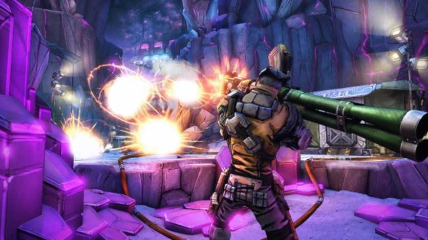 Screenshot 2 - Borderlands: The Pre-Sequel - Ultimate Vault Hunter Upgrade Pack: The Holodome Onslaught (MAC)