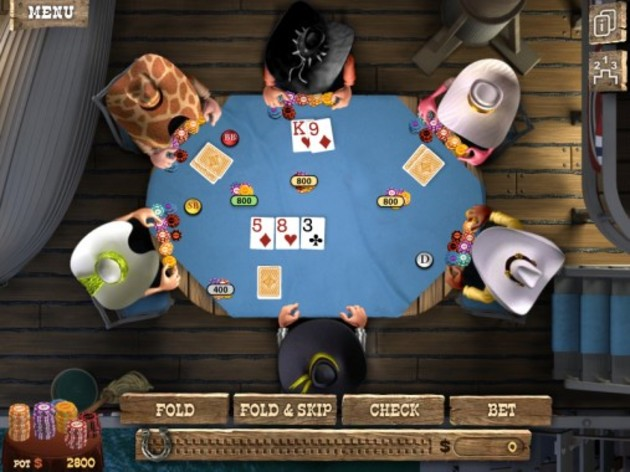 Screenshot 9 - Governor of Poker 2