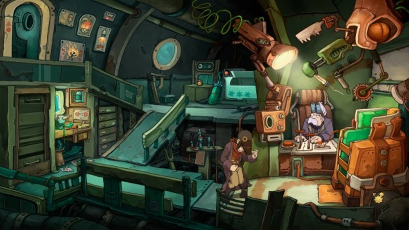 Screenshot 12 - Chaos on Deponia