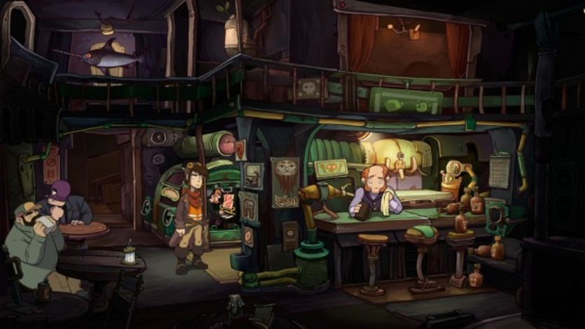 Screenshot 10 - Chaos on Deponia