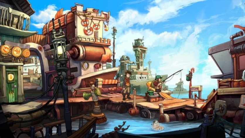 Screenshot 11 - Chaos on Deponia