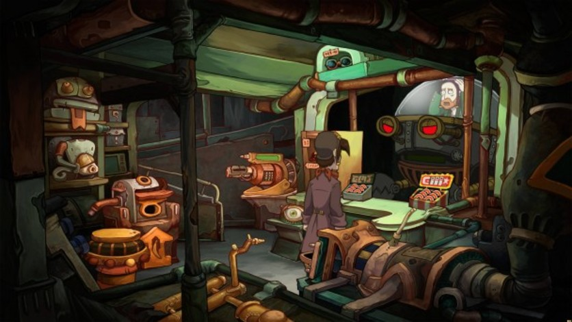 Screenshot 5 - Chaos on Deponia