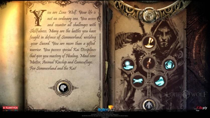 Screenshot 9 - Joe Dever's Lone Wolf HD Remastered