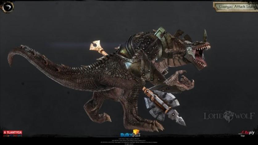 Screenshot 14 - Joe Dever's Lone Wolf HD Remastered