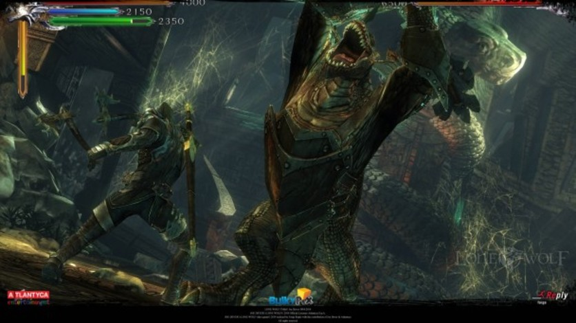 Screenshot 3 - Joe Dever's Lone Wolf HD Remastered