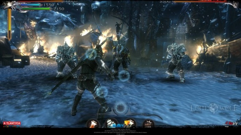 Screenshot 4 - Joe Dever's Lone Wolf HD Remastered