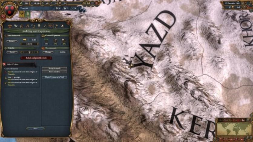 Screenshot 2 - Europa Universalis IV: Digital Extreme Edition Upgrade