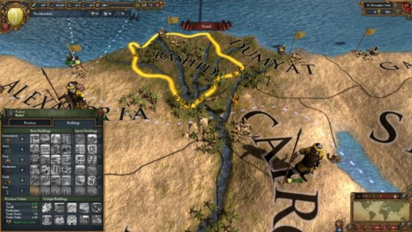 Screenshot 6 - Europa Universalis IV: Digital Extreme Edition Upgrade
