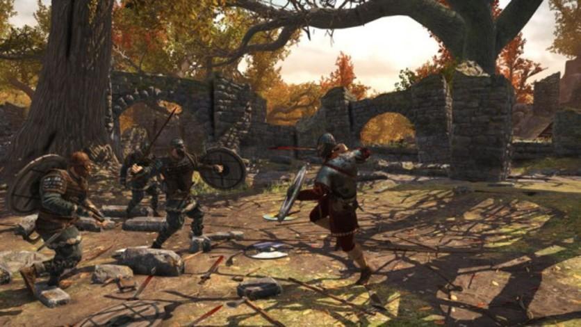 Screenshot 3 - War of the Vikings - Valhalla Edition