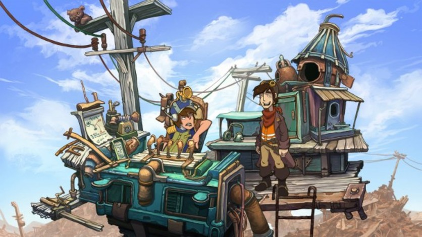 Screenshot 7 - Deponia