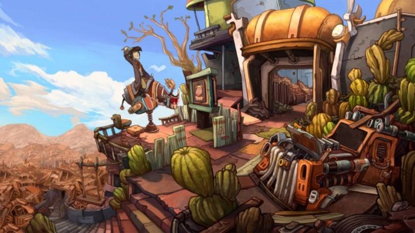 Screenshot 10 - Deponia