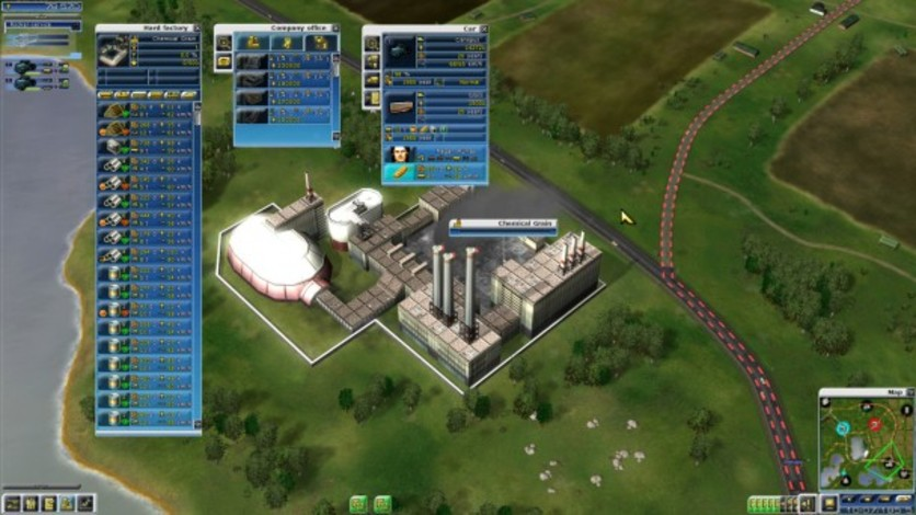 Screenshot 1 - Freight Tycoon Inc.