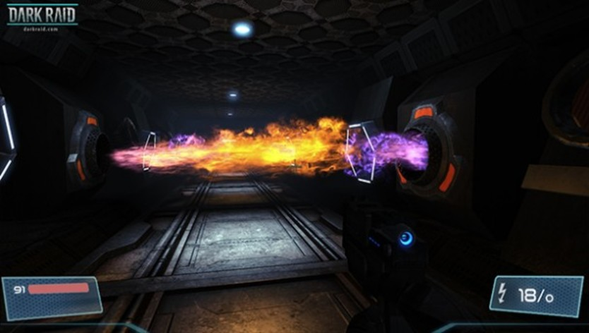 Screenshot 6 - Dark Raid