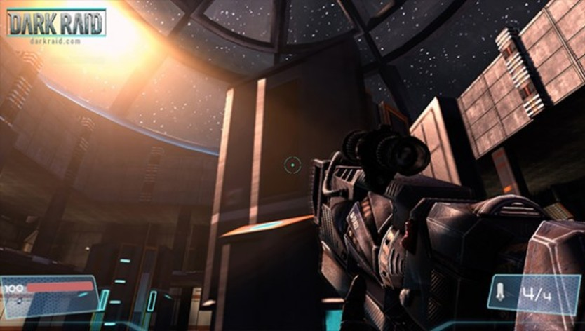 Screenshot 4 - Dark Raid