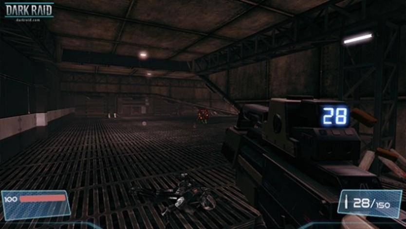 Screenshot 7 - Dark Raid