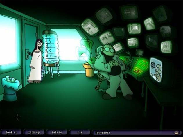 Screenshot 13 - Edna & Harvey: The Breakout