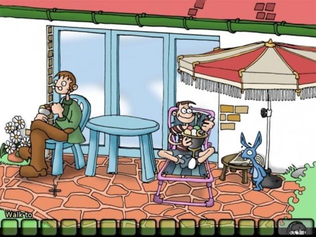 Screenshot 16 - Edna & Harvey: The Breakout