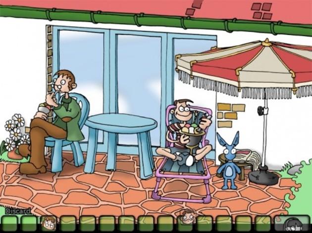 Screenshot 2 - Edna & Harvey: The Breakout