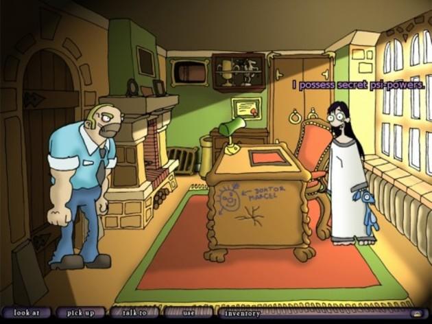 Screenshot 3 - Edna & Harvey: The Breakout