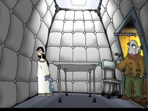 Screenshot 8 - Edna & Harvey: The Breakout