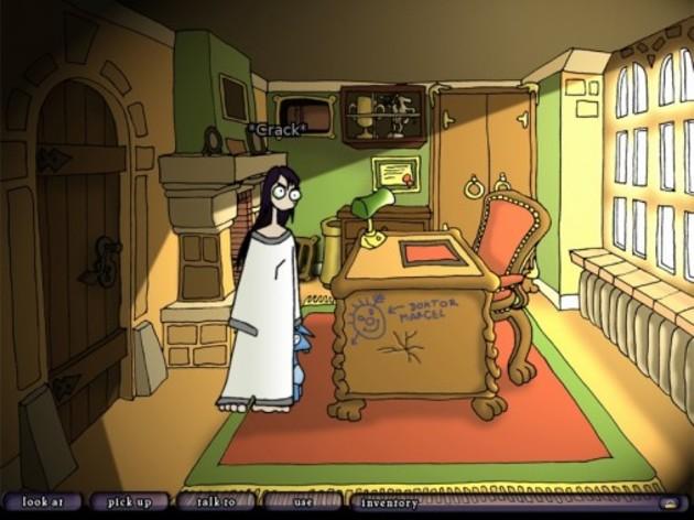 Screenshot 7 - Edna & Harvey: The Breakout