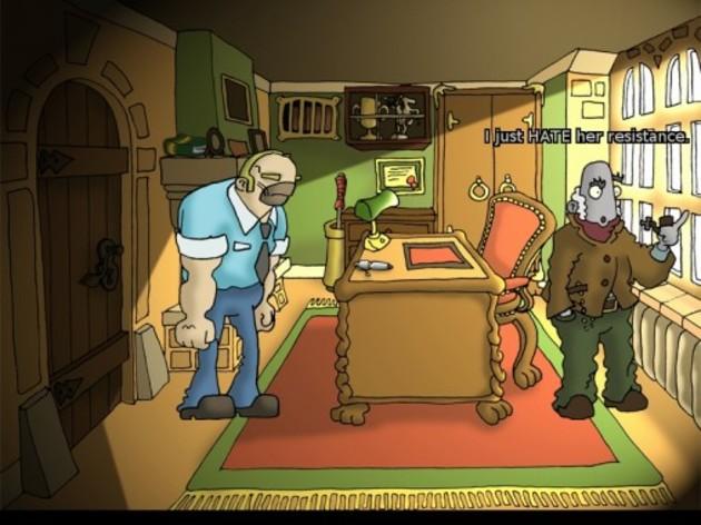 Screenshot 11 - Edna & Harvey: The Breakout