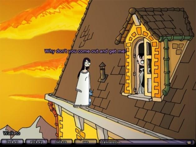 Screenshot 5 - Edna & Harvey: The Breakout