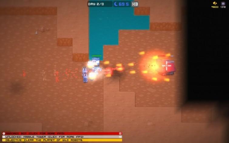 Screenshot 8 - Freaking Meatbags