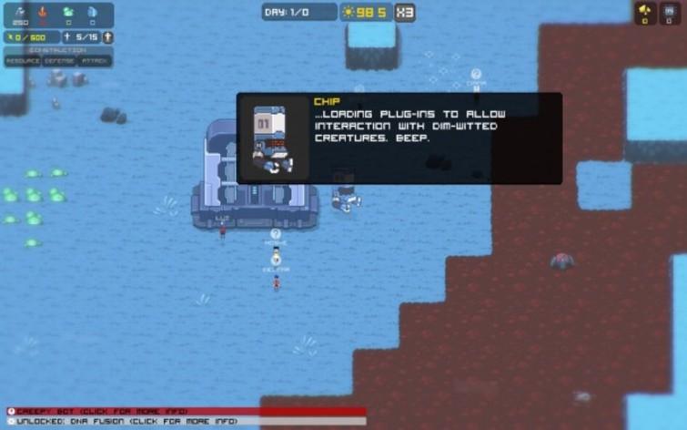 Screenshot 10 - Freaking Meatbags