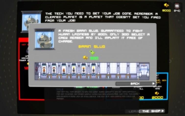 Screenshot 6 - Freaking Meatbags