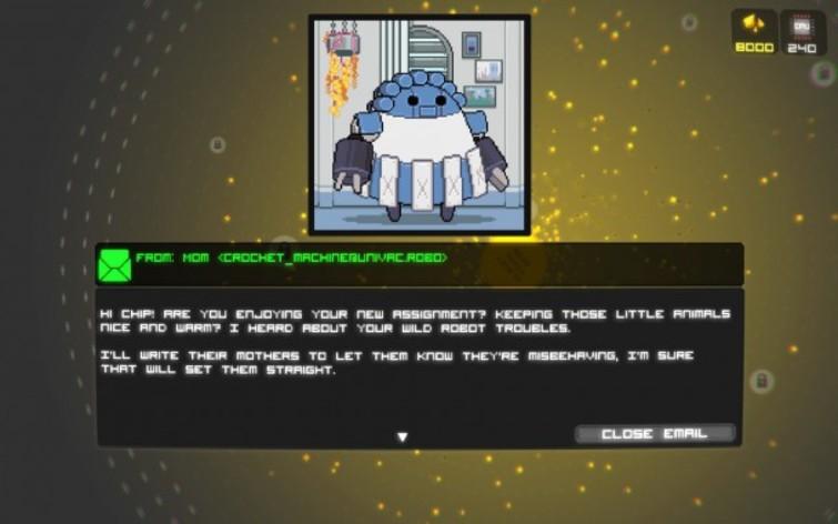 Screenshot 7 - Freaking Meatbags