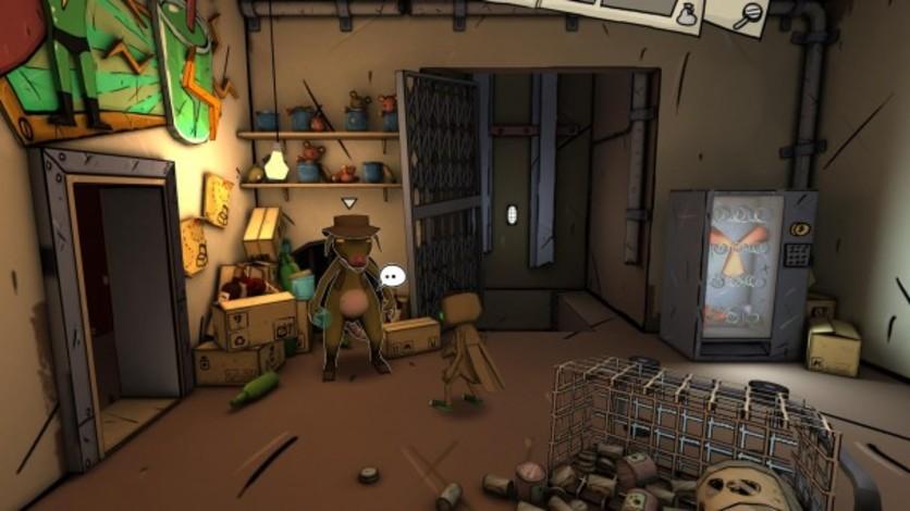 Screenshot 2 - Journey of a Roach