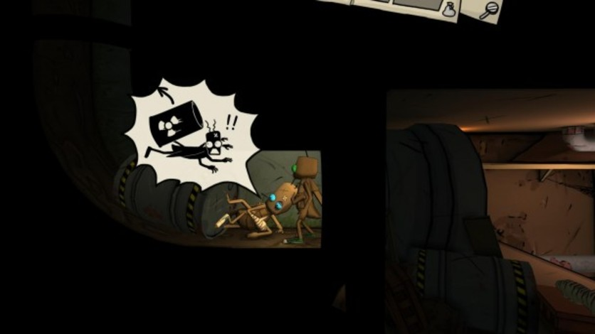 Screenshot 6 - Journey of a Roach