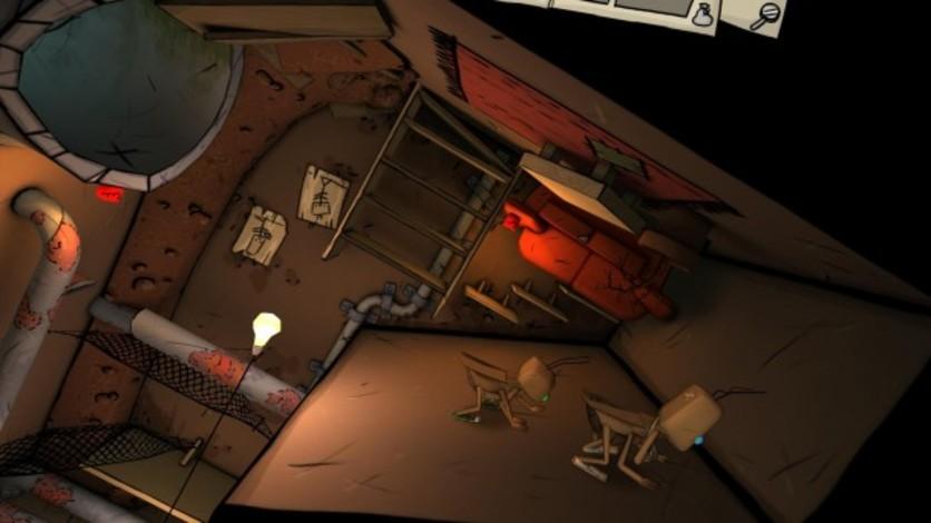 Screenshot 5 - Journey of a Roach