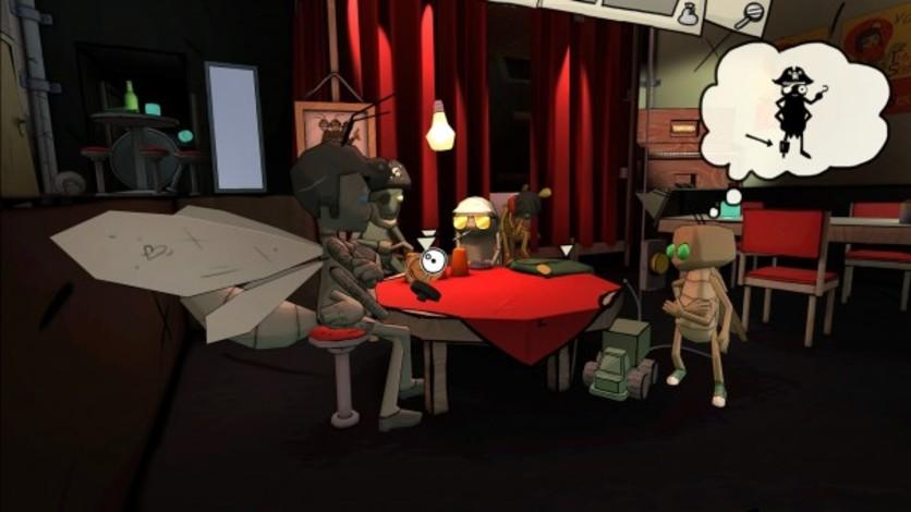 Screenshot 10 - Journey of a Roach