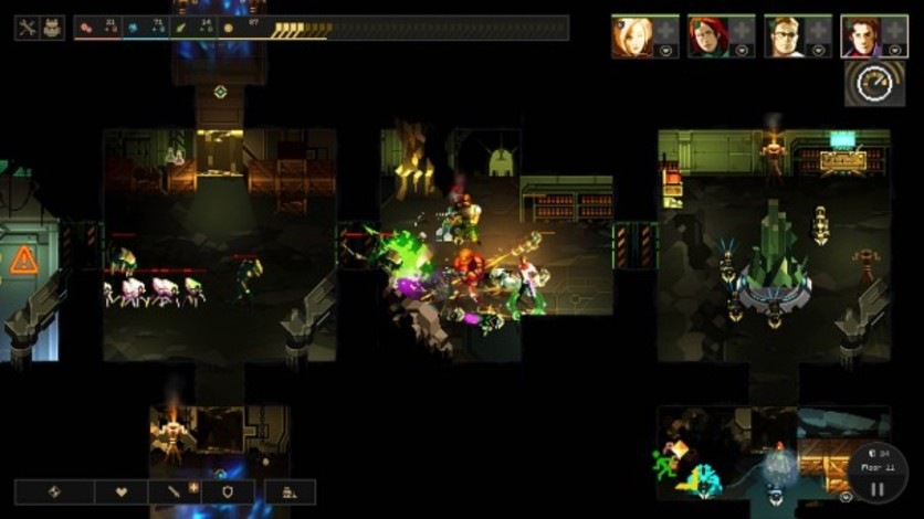 Screenshot 8 - Dungeon of the Endless - Crystal Pack
