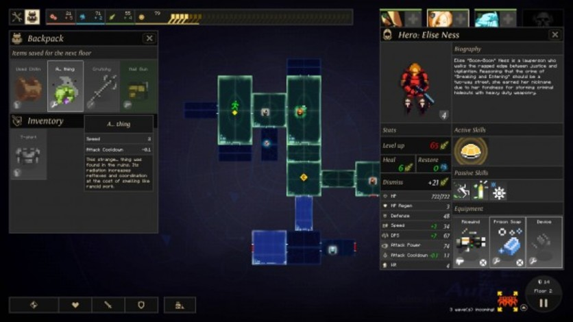 Screenshot 4 - Dungeon of the Endless - Crystal Pack