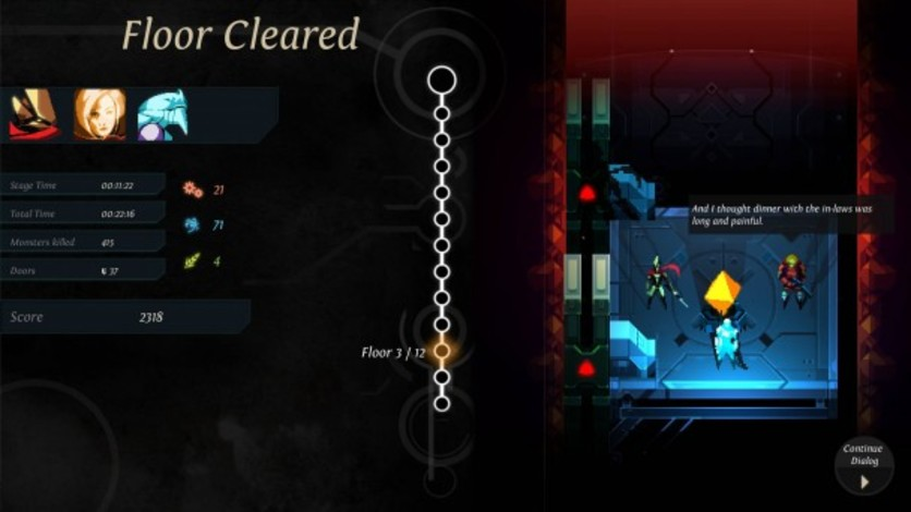 Screenshot 7 - Dungeon of the Endless - Crystal Pack