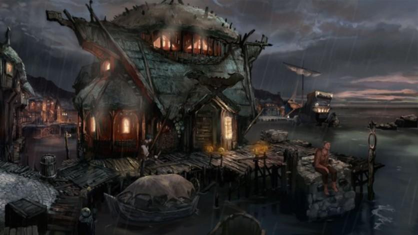 Screenshot 6 - The Dark Eye: Chains of Satinav