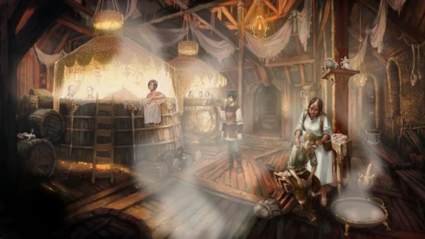 Screenshot 7 - The Dark Eye: Chains of Satinav