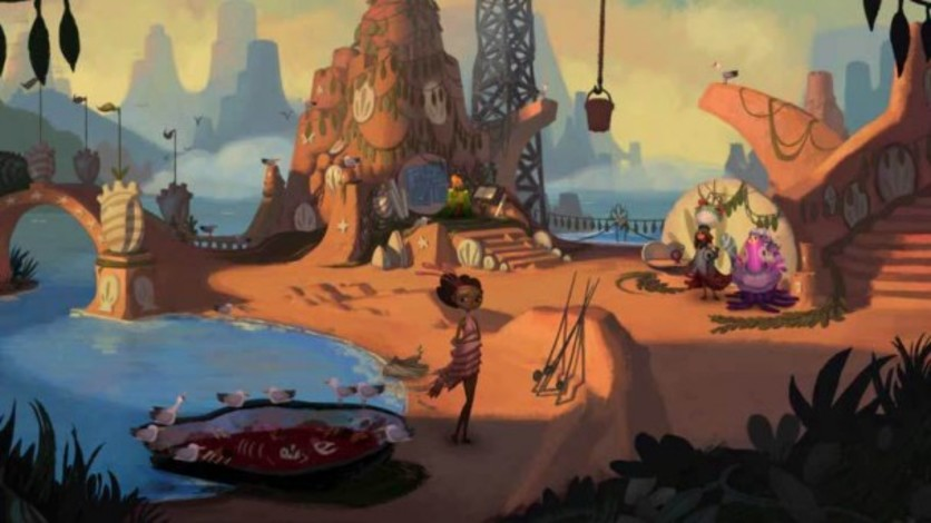 Screenshot 4 - Broken Age