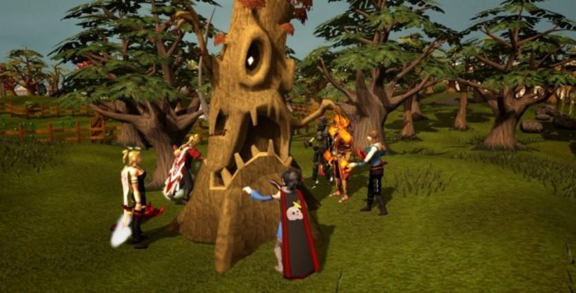 Screenshot 8 - RuneScape - 10 Chaves das Arcas do Tesouro
