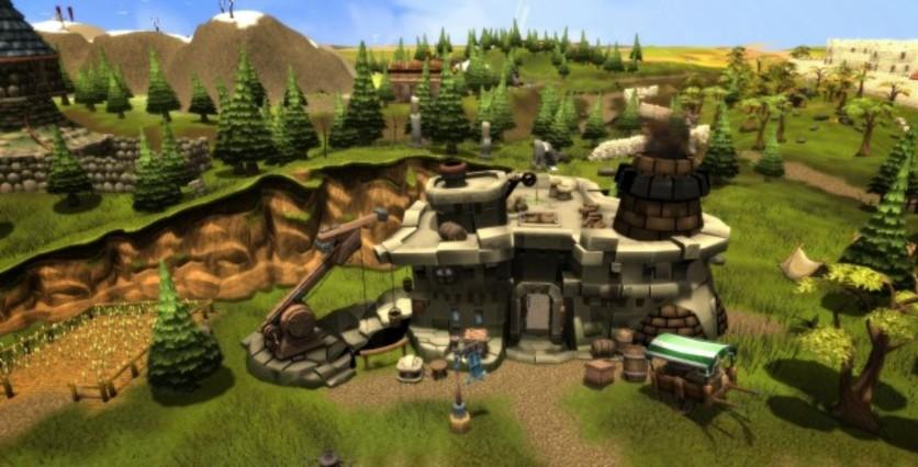 Screenshot 9 - RuneScape - 10 Chaves das Arcas do Tesouro