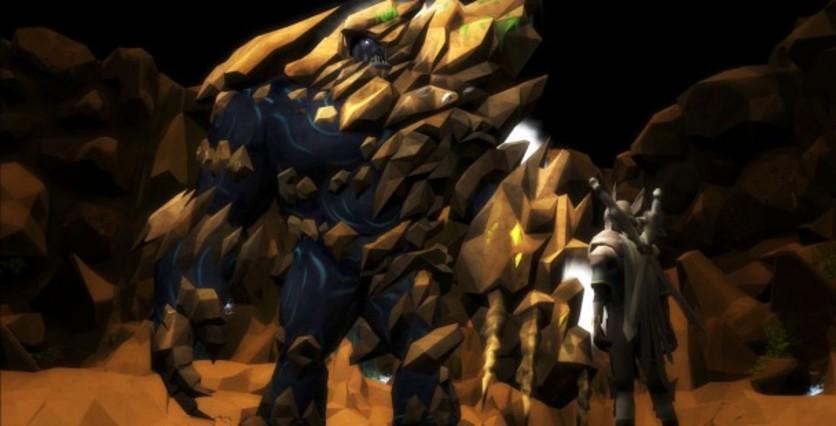 Screenshot 6 - RuneScape - 10 Chaves das Arcas do Tesouro