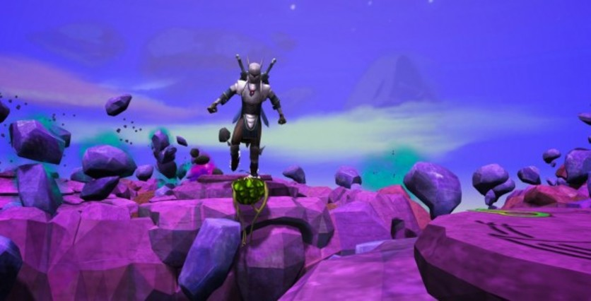 Screenshot 7 - RuneScape - 10 Chaves das Arcas do Tesouro