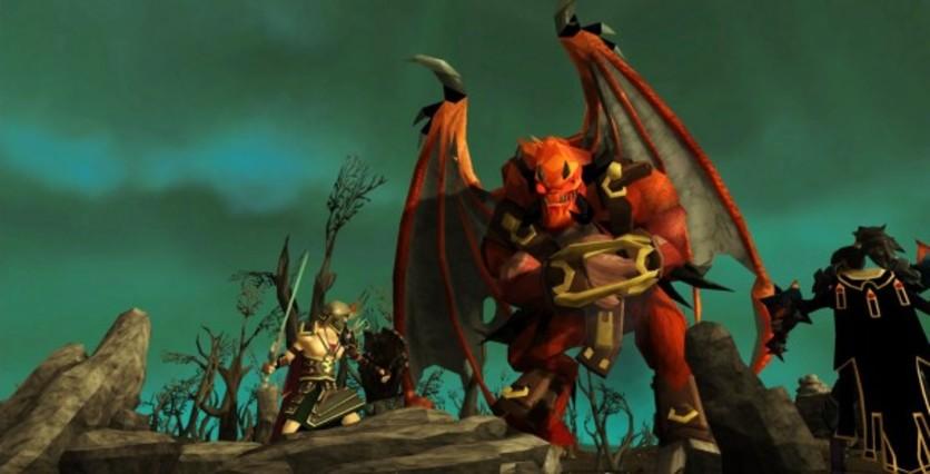 Screenshot 13 - RuneScape - 10 Chaves das Arcas do Tesouro
